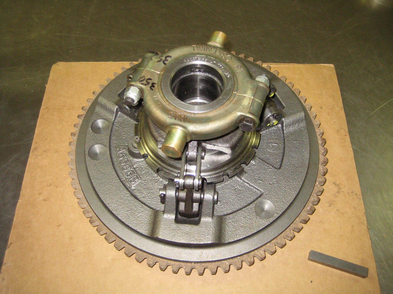 Our most popular 11-1/2 inch PTO Clutch Assembly with 72 teeth clutch disc (see disc pictured separately)