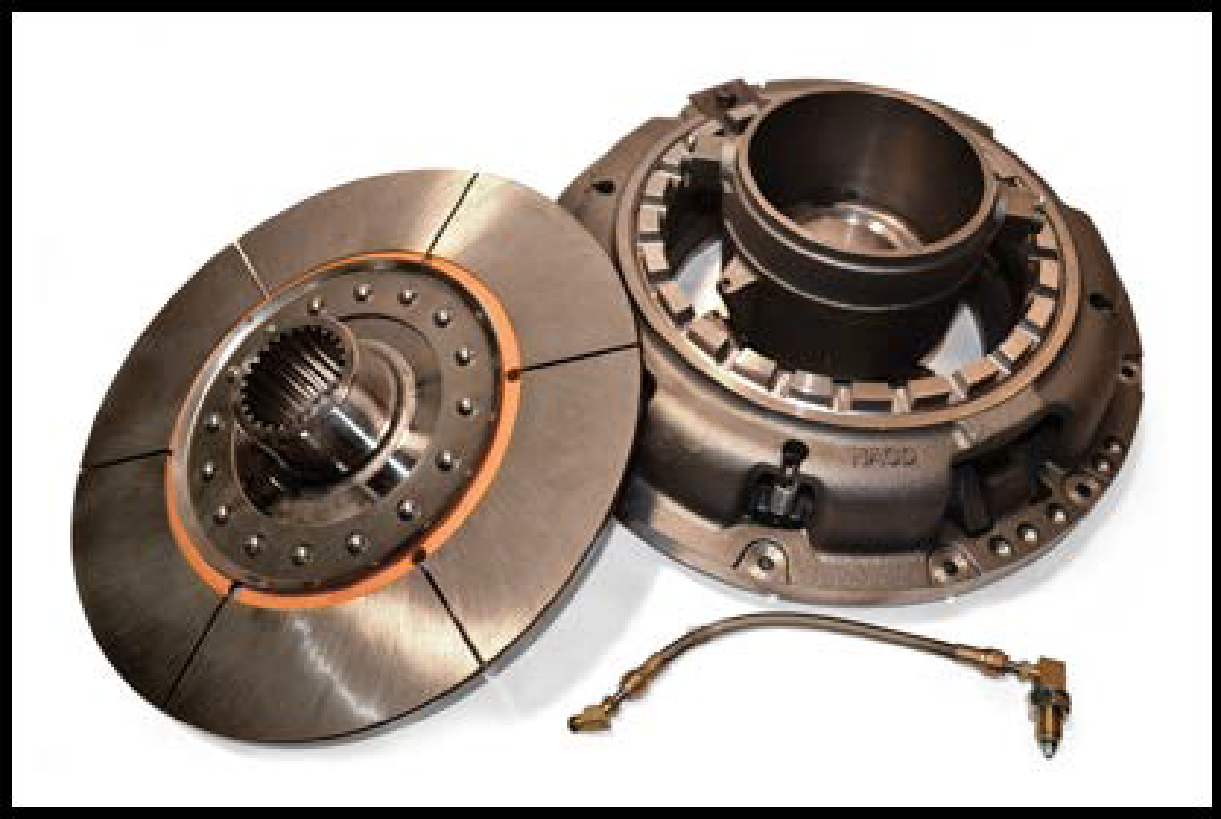 We have rebuilt many clutches for cranes and other Off-Road vehicles/machinery. Original manufacturers include Lima, P&H, Grove, etc.