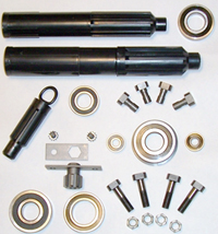 Miscellaneous Other items include clutch forks, adjustment tools, clutch brakes including hinged and torque limiting, intermediate plates, clutch alignment tools, flywheel shims.